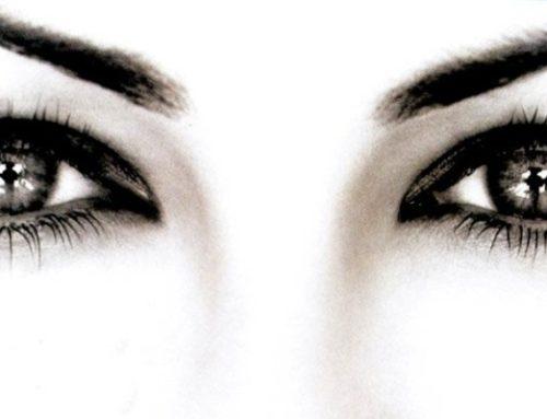 Gli occhi Raccontano la grandezza dell'anima.